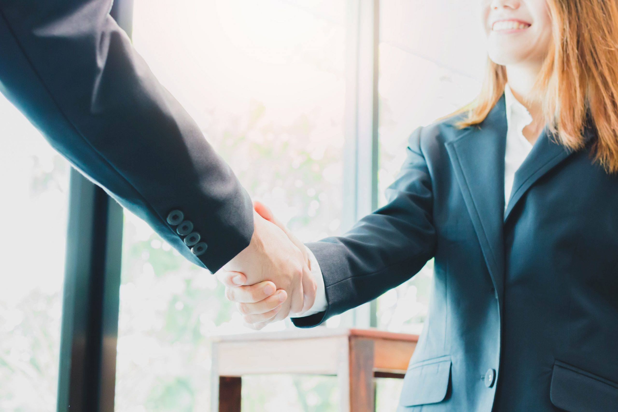 Getting the first job offer - the handshake that launches many great careers